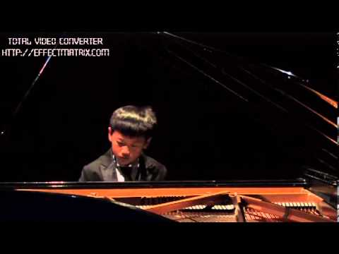 Jonathan Qin 2013 US OPEN Music Competition