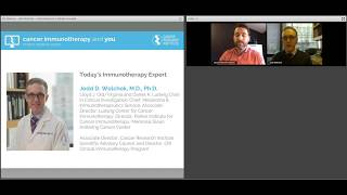Cancer Immunotherapy Update: Latest Advances in Patient Care, with Dr. Jedd D. Wolchok