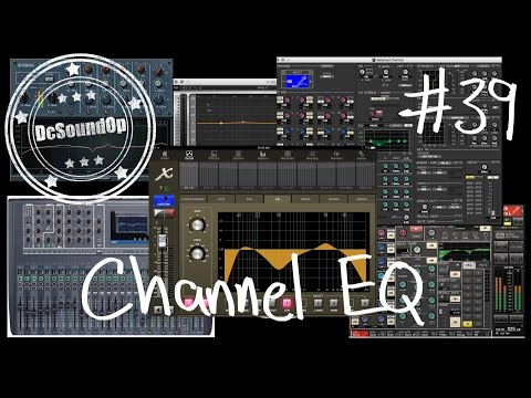#39 - Channel EQ  🎛 🎚 | when, why & how | Live Sound Basics