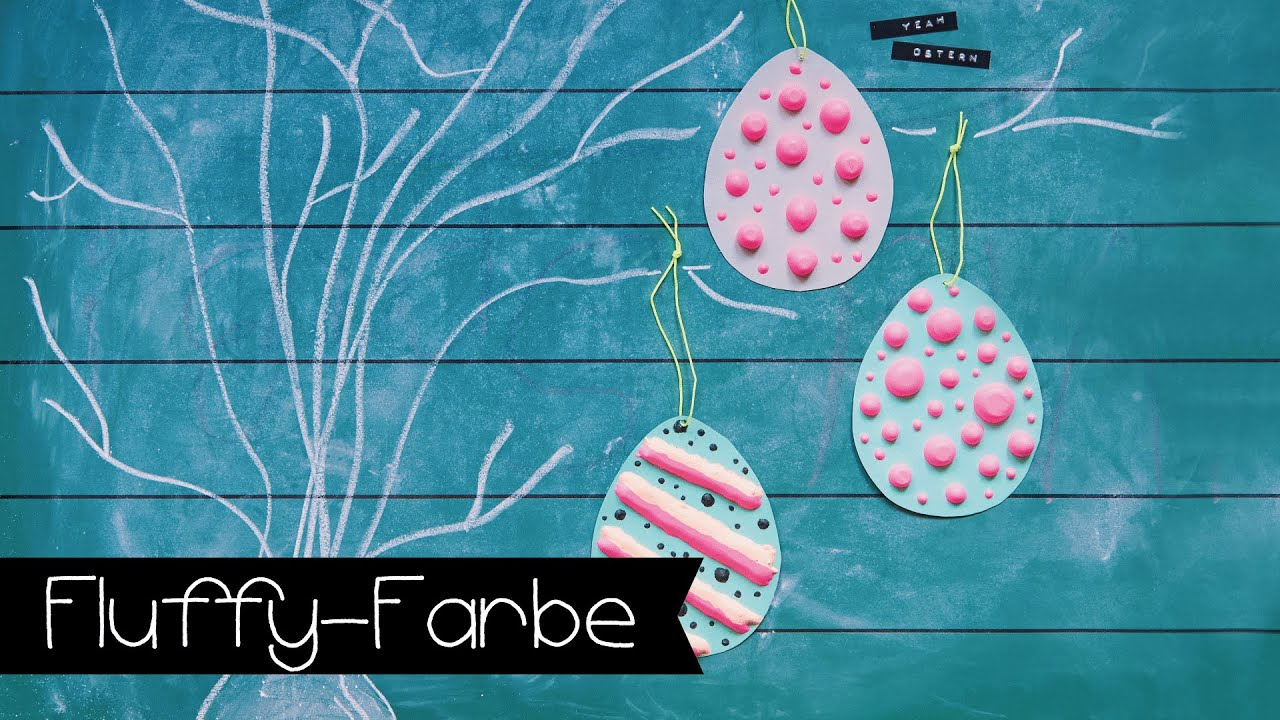 diy krasse 3d farbe selbst gemacht i fluffy farbe youtube. Black Bedroom Furniture Sets. Home Design Ideas