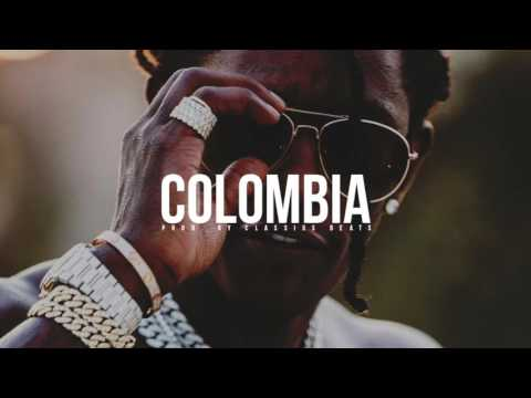 "(FREE) Young Thug Type Beat - ""Colombia"""