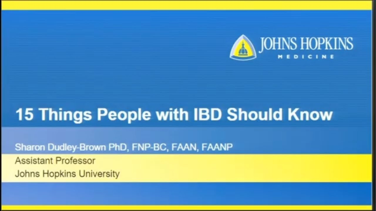 Download 15 Things People with IBD Should Know