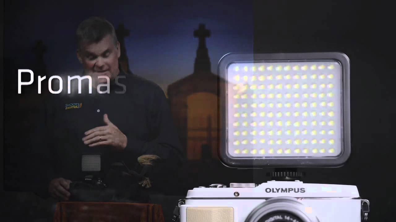 Led Promaster Led Camera Led On Lights Promaster Lights Promaster On Camera 8wnP0OkX