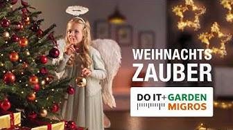 Do it + Garden Migros Luzern: Weihnachtsmärkte 2018