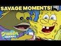 SpongeBob's Top 26 Most Savage Moments 💀