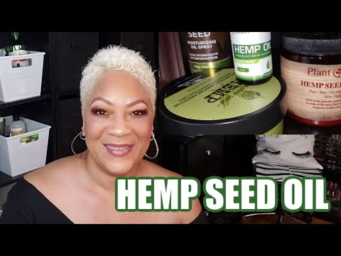 Amazing Uses and Benefits of Hemp Seed Oil
