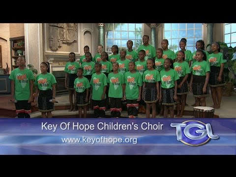 The Good Life - Key of Hope Children's Choir  from Durban, South Africa