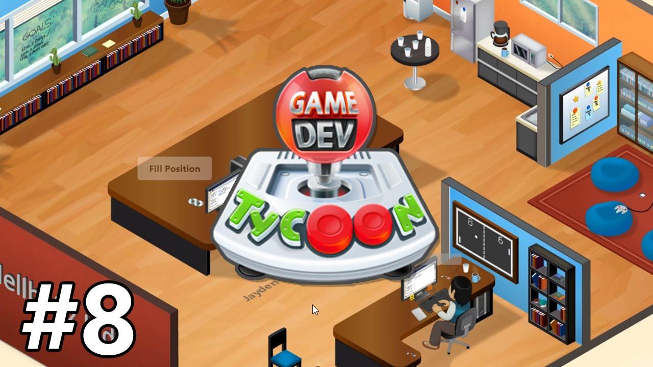 Game Dev Tycoon - Medium Games - PART #8 - YouTube