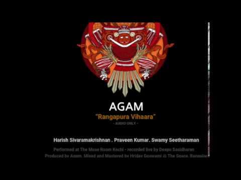 Agam | Rangapura Vihaara unplugged ( Live )