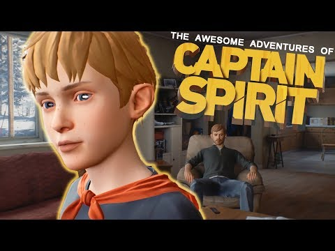 The Awesome Adventures of Captain Spirit - LIAR! #1