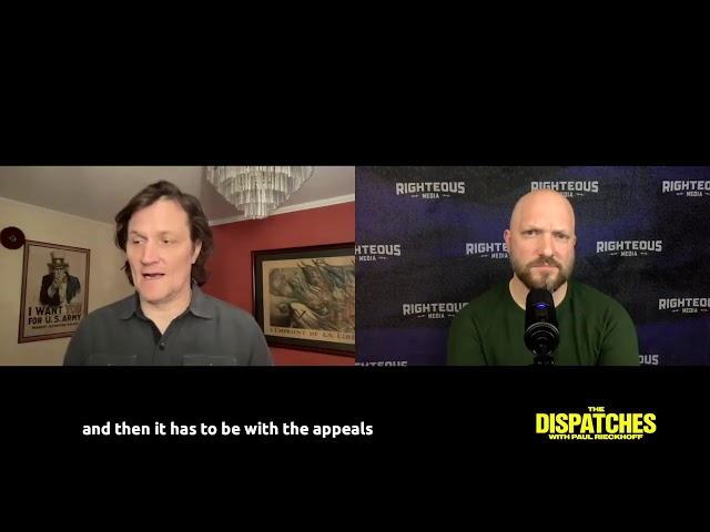 THE DISPATCHES: EPISODE 4 - JASON DEMPSEY - MOVING THE MILITARY PAST TRUMP