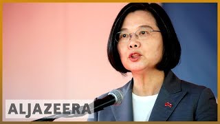 Taiwan leader willing to help Hong Kong protesters seeking asylum
