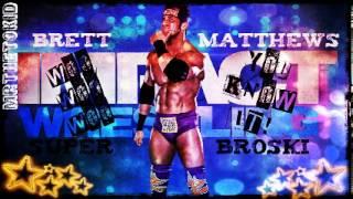 """(NEW) 2013:Zack Ryder 1st TNA Theme Song """"Celebrity"""" By S-Preme"""