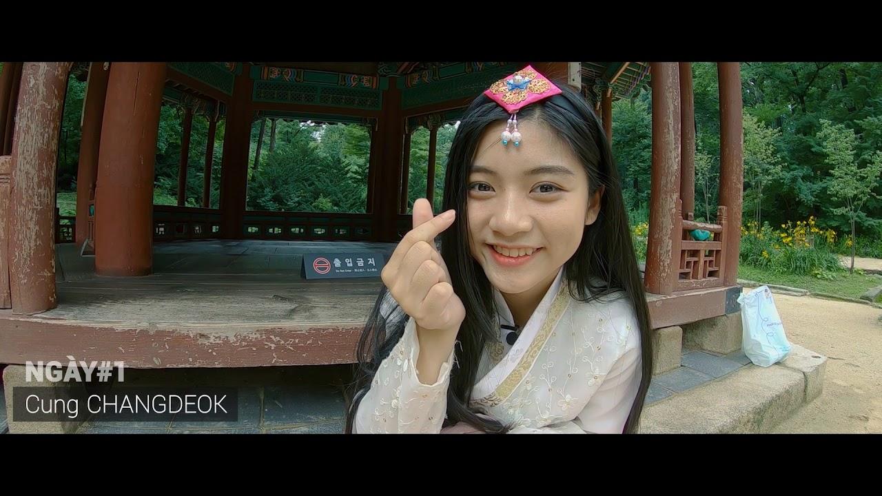 Chuyến du lịch trải nghiệm Hàn Quốc cùng Missteen Nam Phương - Tập 1