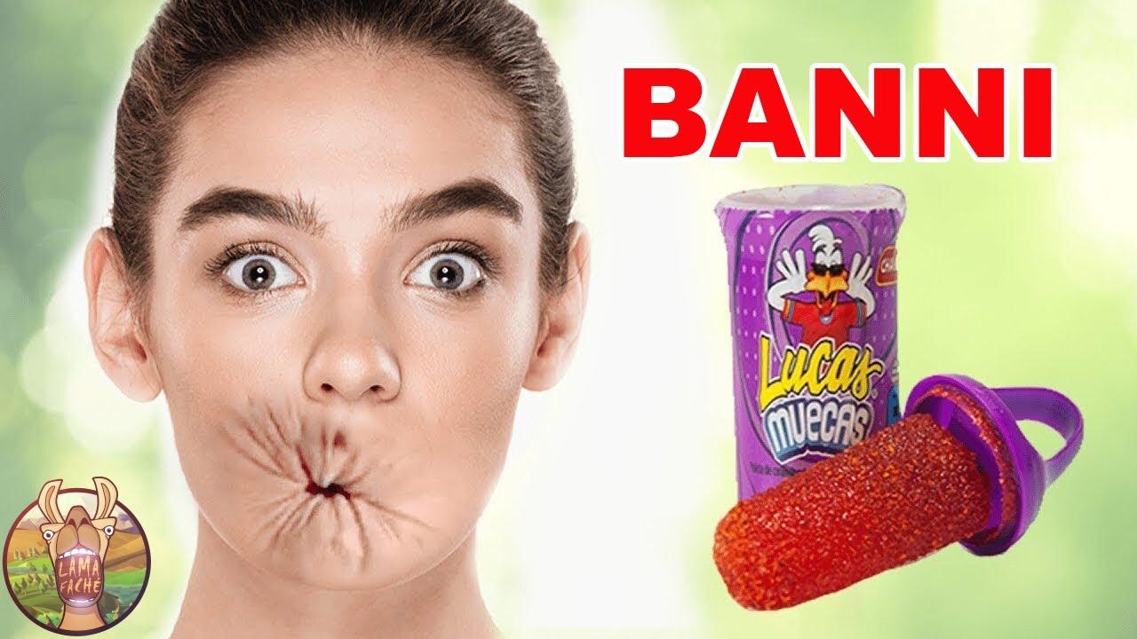 Download Bonbons Bannis Qui Peuvent Vous Tuer !