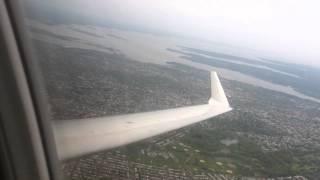 American Airlines AA4601 LGA-RDU Takeoff