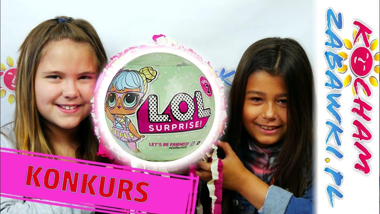 Konkurs z nagrodami • LOL Surprise • do wygrania kule L.O.L. Surprise