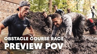 A Medieval Obstacle Course Race POV | Red Bull Conquer The Castle 2018