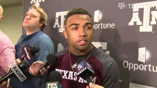 mississippi state weekly press conference   christian kirk 11 1 16