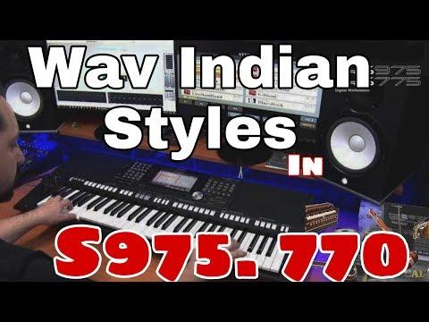 Baixar Yamaha keyboard Indian styles - Download Yamaha keyboard