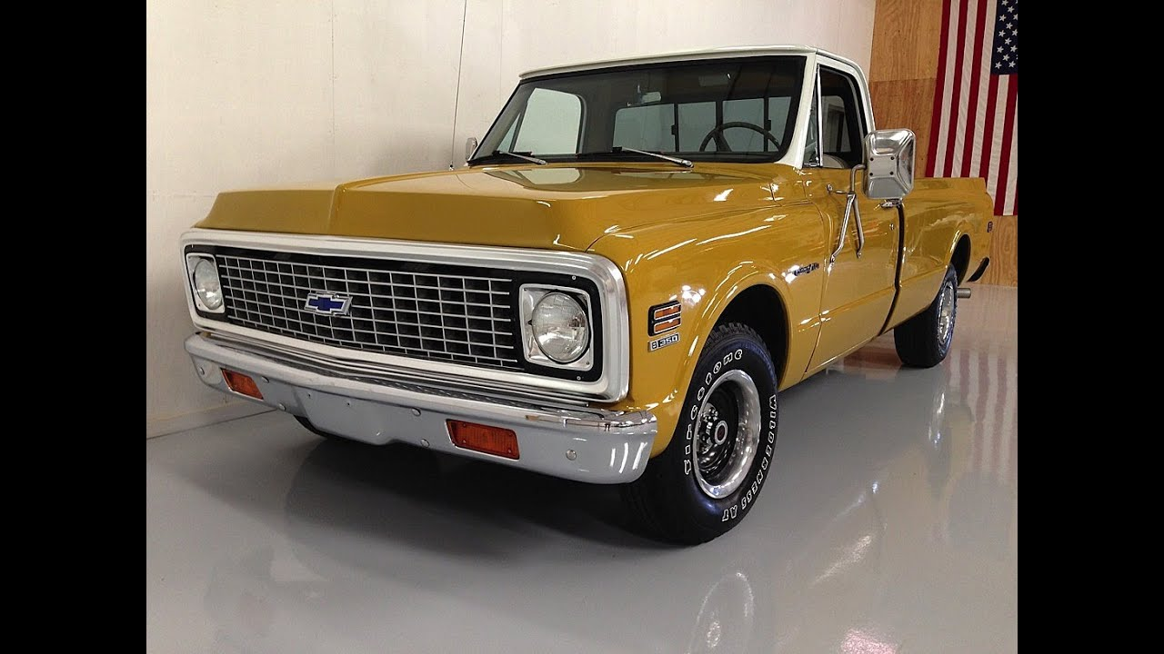 1971 chevy pick up [ 1090 x 818 Pixel ]