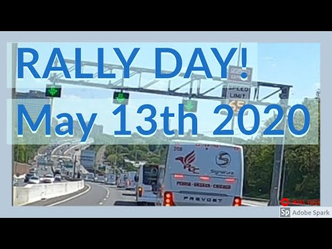 Motorcoaches Rally For Awareness Day! May 13th 2020