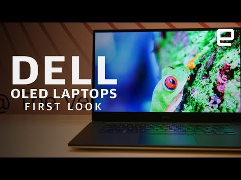 Dell brings 4K OLED to 15-inch laptops at CES 2019