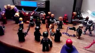 Lego Marvel Avengers Infinity War:Halos Revenge part 2