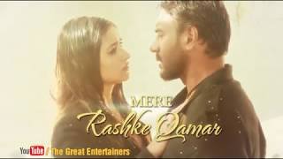 Mere Rashke Qamar | Romantic WhatsApp Status