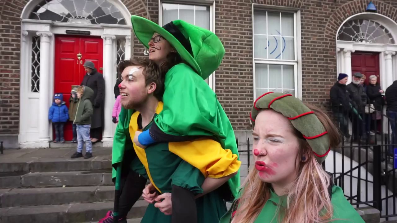 St.Patrick Day Festival – Limerick, Ireland 2018 /01