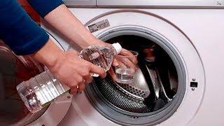 что нужно знать перед первым запуском стиральной машины BOSCH