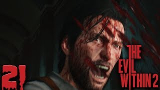 The Evil Within 2. Прохождение. Часть 21 (Боссы из первой части)