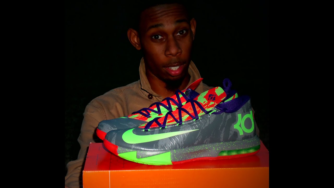 """Nike KD 6 Energy """"Nerf"""" Review """" 1080"""" HD"""