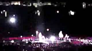11/09/08 - Madonna Sticky & Sweet - Shes Not Me - From London Wembley