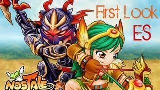 NosTale Online First Look/Comentario en Español