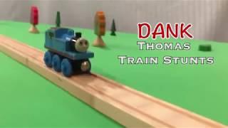 Thomas Train Stunts ft Biggie Smalls