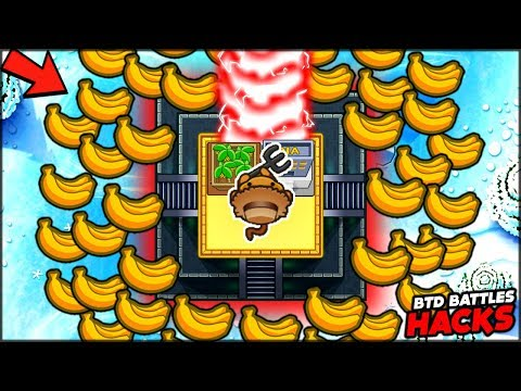 THE NEW MOST EXPENSIVE TEMPLE OF THE MONKEY FARMER GOD - BTD BATTLES HACK / MOD (Bloons TD Battles)