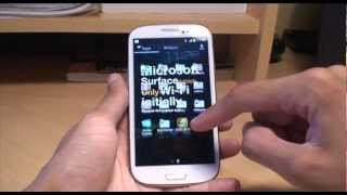 Samsung Galaxy S3: How to Set Social Media, Facebook, Twitter, Text, Email Notification Ringtones