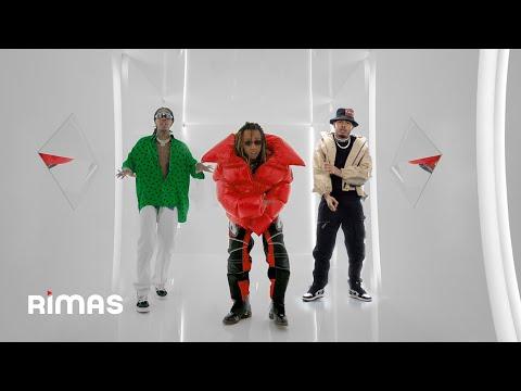 Amenazzy x Wiz Khalifa x Myke Towers - Jalapeño Remix (Video Oficial)