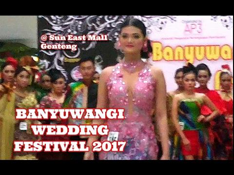 Banyuwangi Wedding Festival Part.1 deretan Top Model dewasa
