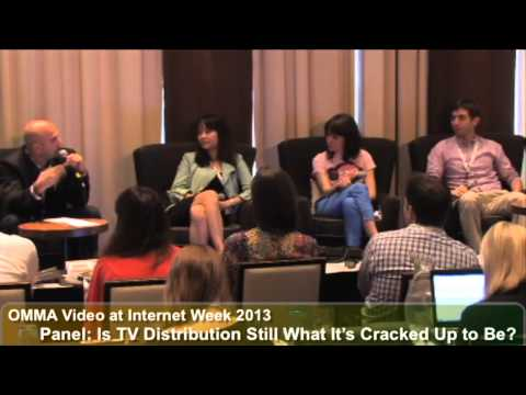 Panel: Is TV Distribution Still What It's Cracked Up to Be?