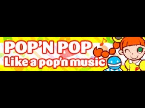 POP'N POP 「Like a pop'n music」