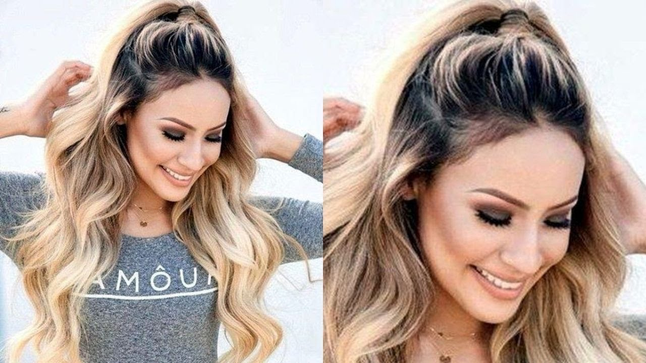 NEW High Puff Ponytail Hairstyles - Easy Ponytails for School, College, Work | KGS Hairstyles