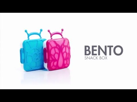 boon bento lunch box youtube. Black Bedroom Furniture Sets. Home Design Ideas