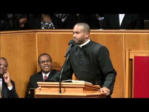 "February 5, 2012 ""The Centrality Of The Cross Part II"" Pastor Howard-John Wesley"