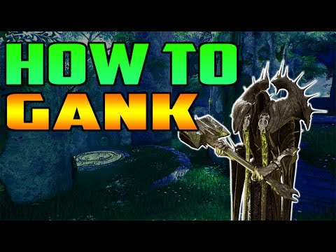 [Paragon] How To Gank Guide In-Depth Monolith