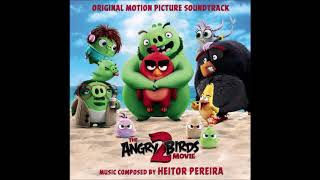 The Angry Birds Movie 2 Sountrack 16. Happy Together - The Turles