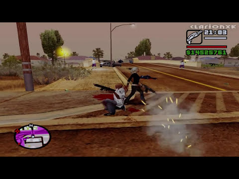GTA San Andreas Another Top 6 CLEO Mods [ 2017 ]
