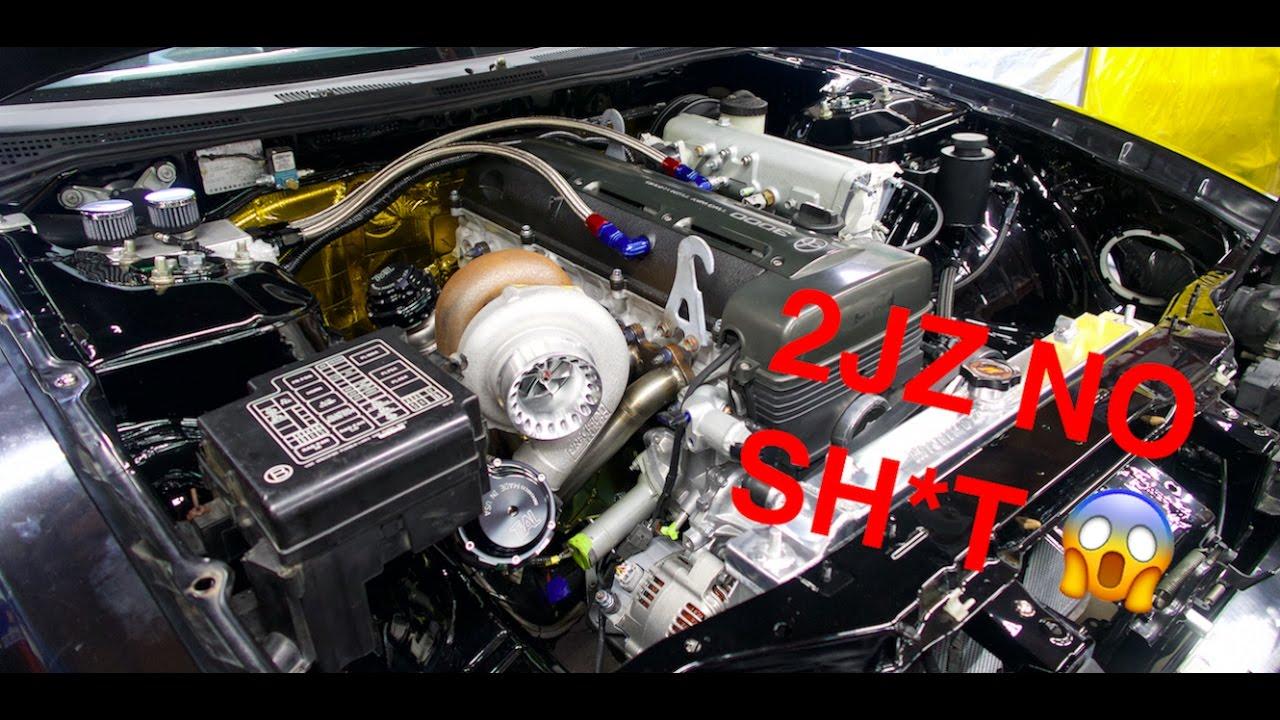 Insane Drift Car Build Youtube