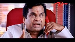 Hilarious Phone Conversation Between Mohan Babu - Brahmi
